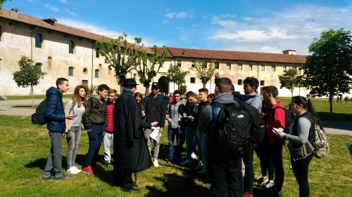 School guided tours in Italy