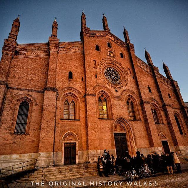 Santa Maria del Carmine Pavia | original history walks tour