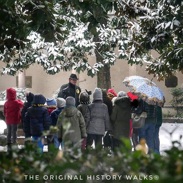 History Walk scuola Pavia | original history walks tour