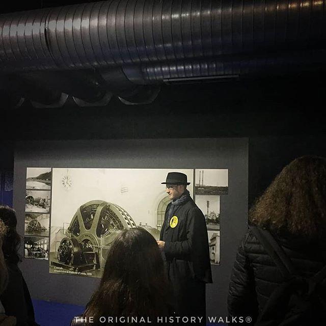Museo della Tecnica Elettrica Pavia | original history walks tour
