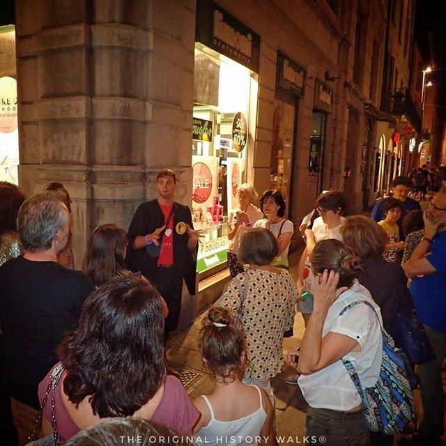 Streets of Pavia | original history walks tour